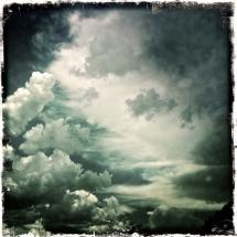 Clouds 3, 1-70 Colorado