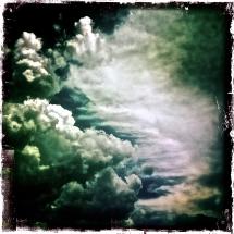 Clouds 2, I-70 Colorado 2012